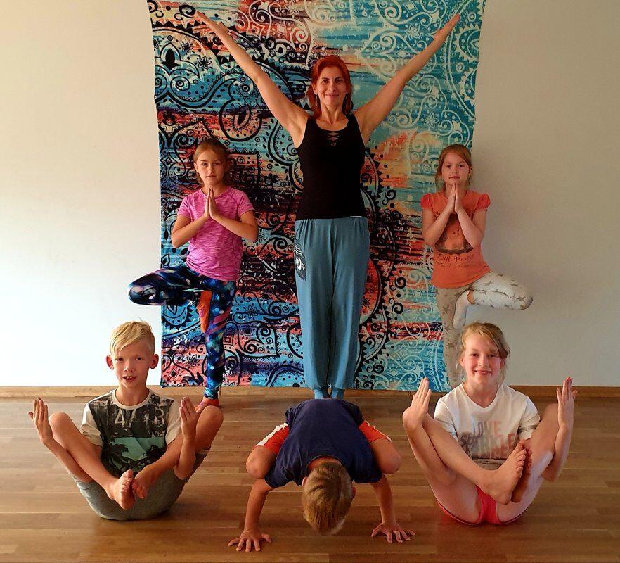 Bērnu jogas pasniedzēju kurss 2.daļa On-line LV