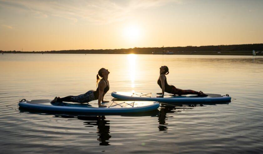 SUP dēļu noma jogas nodarbībām